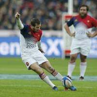 France edges Scotland for hard-fought Six Nations victory