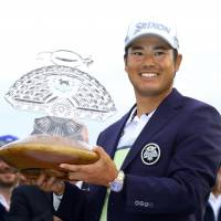 Matsuyama wins playoff to repeat as Phoenix Open champion
