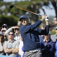 Spieth cruises to easy four-shot win