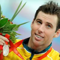 Troubled swimmer Hackett found after being reported missing