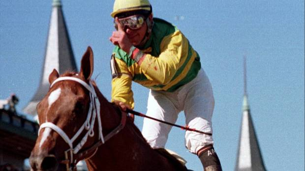 Charismatic, a former Kentucky Derby and Preakness winner, dies at 21