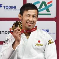Takato, Abe, Hashimoto capture gold at Grand Slam Paris