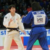 Arai captures title at German judo tourney