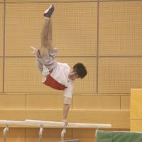 Uchimura shrugs off injuries with eye on Tokyo 2020