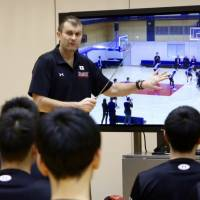 Pavicevic concocts grand plan for Japan men's national team