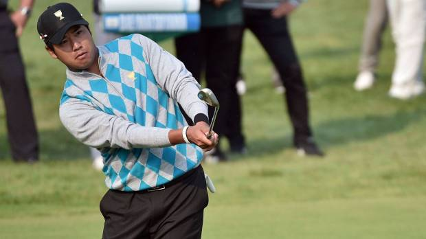 Matsuyama moves up to fourth in world rankings
