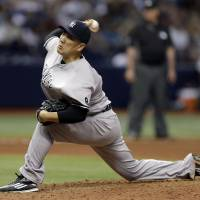 Tanaka not focusing on ability to be free agent after season