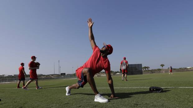 Fowler fitting right in with Cardinals