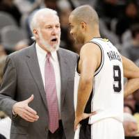 Popovich equals NBA mark for wins with one franchise