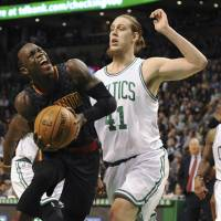 Hawks push back against Celtics