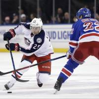 Refreshed Blue Jackets win second straight