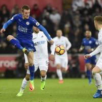 Leicester City's precipitous slide continues unabated