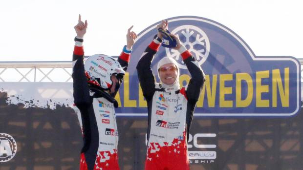 Latvala steers Toyota to first win in 17 years