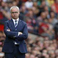 Leicester fires title-winning manager Ranieri