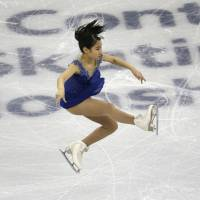 Mihara places fourth in short program at Four Continents