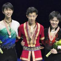 Hanyu's rally falls short as Chen wins Four Continents