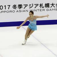 Choi collects Asian Winter Games gold