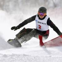 Snowboarder Yanetani wins first gold of Asian Winter Games