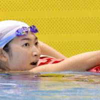 Ikee breaks own women's 50-meter freestyle national record