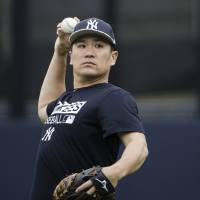 Tanaka 'honored' to be Yankees' Opening Day starter