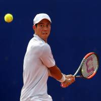 Nishikori beats Berlocq to reach Argentina Open final