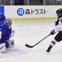 Smile Japan routs France, secures showdown with Germany for spot in Pyeongchang Olympics