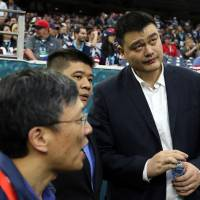 Hill has high hopes for Yao in new role as CBA president