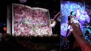 [VIDEO] 'Flowers by Naked 2017' at Nihonbashi