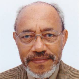 Estifanos Afeworki, Ambassador of ERITREA and Dean of the African Diplomatic Corps