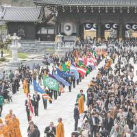 Global worshippers gather to fete Buddha