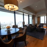 Luxury serviced residence offers comfort of home