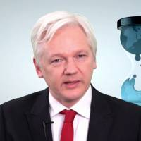 Assange says WikiLeaks will help shield tech firms from CIA hacking tools
