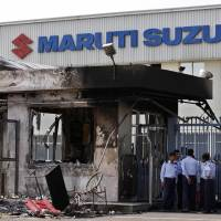 13 autoworkers get life for deadly 2012 India riots at Maruti Suzuki plant