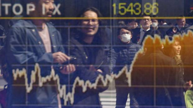 Decoupling is hard to do for Japanese stocks still tied to the yen
