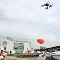 Tepco, Zenrin look to jointly develop safe routes for drones