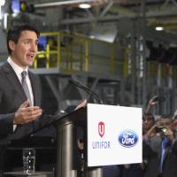 Ford taps 400 BlackBerry workers for Canada connected-vehicle research