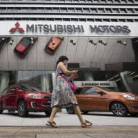 Mitsubishi Motors Corp., as well as Suzuki Motor Corp., were found to have engaged in false reporting of fuel-economy data. | BLOOMBERG