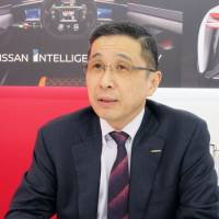 New chief says Nissan will pursue annual sales of over 7 million vehicles