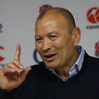 England rugby coach Eddie Jones will offer leadership and teamwork lessons for Japan's top investment bank Nomura. | REUTERS