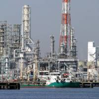 Japanese oil refiners and the government fear that China's stricter fuel standards will spur regional rivals into producing higher quality products, forcing Japan out of the market. | BLOOMBERG