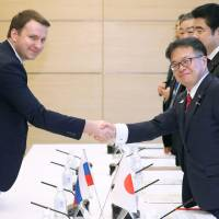 New Russian development chief eager to bolster trade with Japan