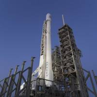SpaceX poised to launch its first recycled booster