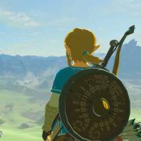 A scene from the video game 'The Legend of Zelda: Breath of the Wild.' | NINTENDO / VIA AP