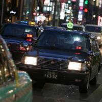 Tokyo taxi operators look to lure riders as industry eyes effects of base fare drop