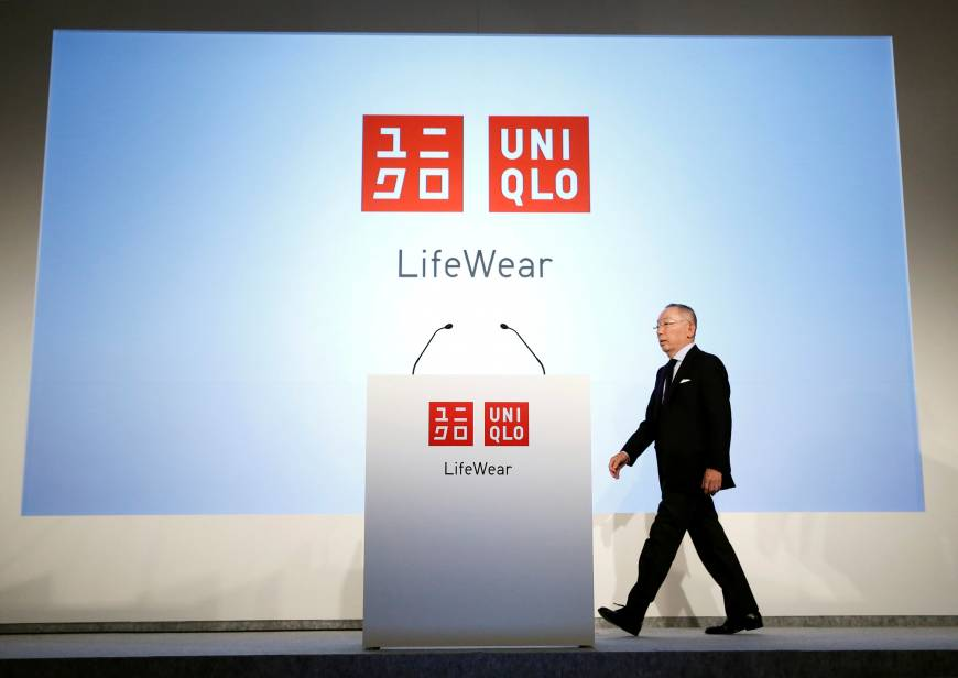 Uniqlo eyes speed to take on zara for global crown the japan times uniqlo eyes speed to take on zara for global crown stopboris Images