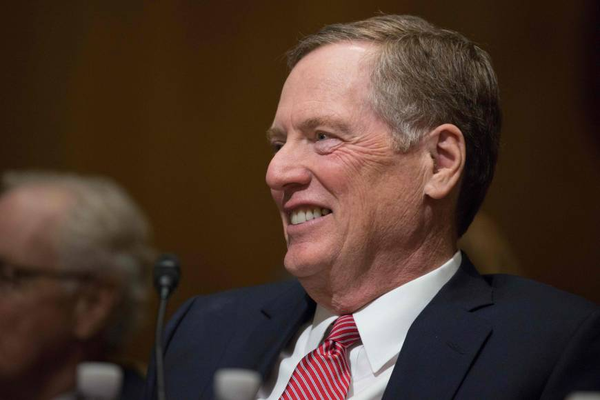 USTR pick Lighthizer signals push to further open Japan's agriculture market