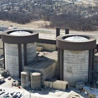 Two Westinghouse pressurized water reactors are used at the Braidwood Generating Station in Braceville, Illinois. | BLOOMBERG