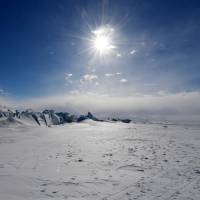U.N. reports Antarctica's highest temperatures on record