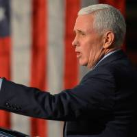 U.S. Vice President Pence to tour Asia next month amid security crises