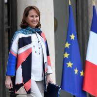 French minister Royal to run for U.N. development agency post